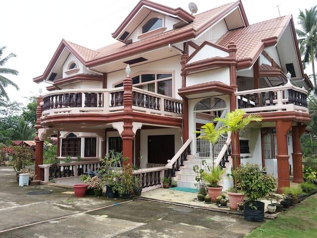 Maria Consuelo (Nunez) Mansion - Bukidnon