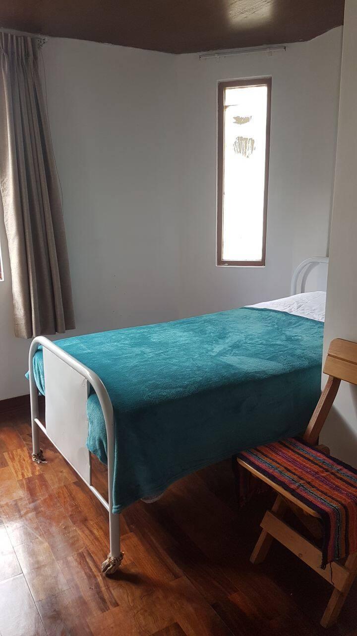 Q'umir Wasi C - Habitación con 1 camas simple