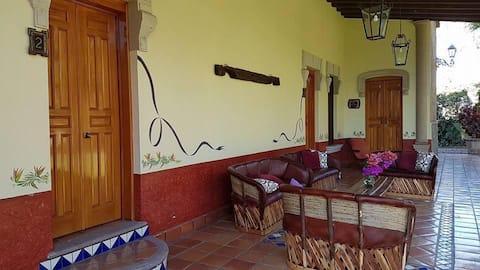 Habitación privada 1 hacienda de oriente