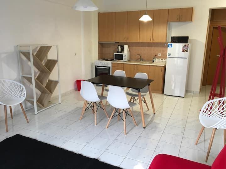 Άνετο διαμέρισμα στο κέντρο του Κιλκίς.