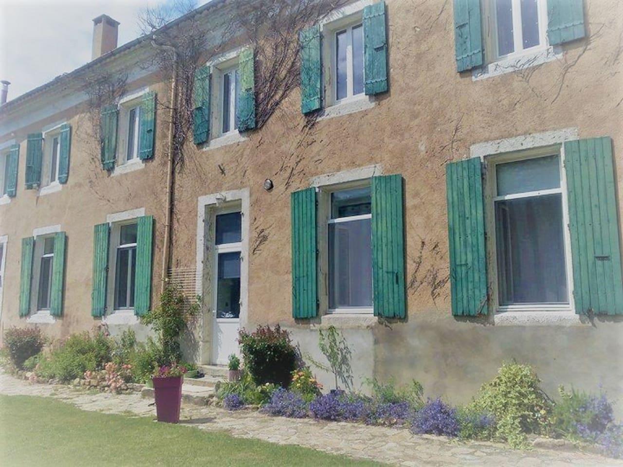 Ancienne école de 1850