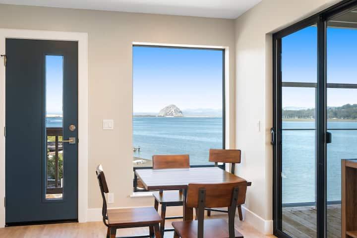 Bayside Retreat with Panoramic Views