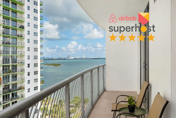 ELEGANT 1 BEDROOM @ THE BEST LOCATION IN MIAMI ❤️