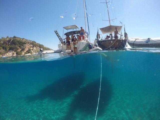 Benvenuti a bordo - Otranto - Boat