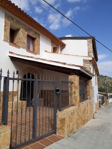 Apartamento rustico VillaReis - Olivella - Daire