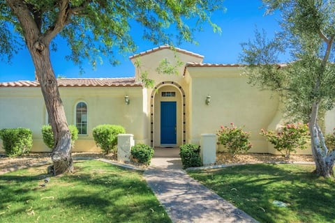 (1) POOLS OPEN! - Beautiful Spanish Style Home