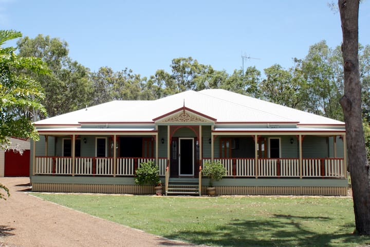 Rural Bundaberg Queenslander