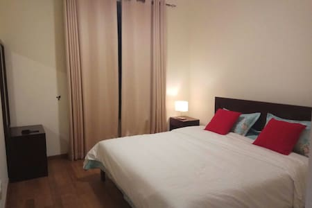 A cozy room in best luxury Condominium in Colombo - Colombo - Wohnung