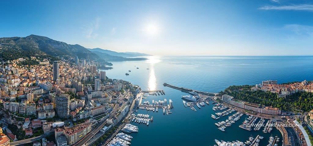 MONACO CENTRAL Monte-Carlo - A beautiful studio - Beausoleil - Condominium