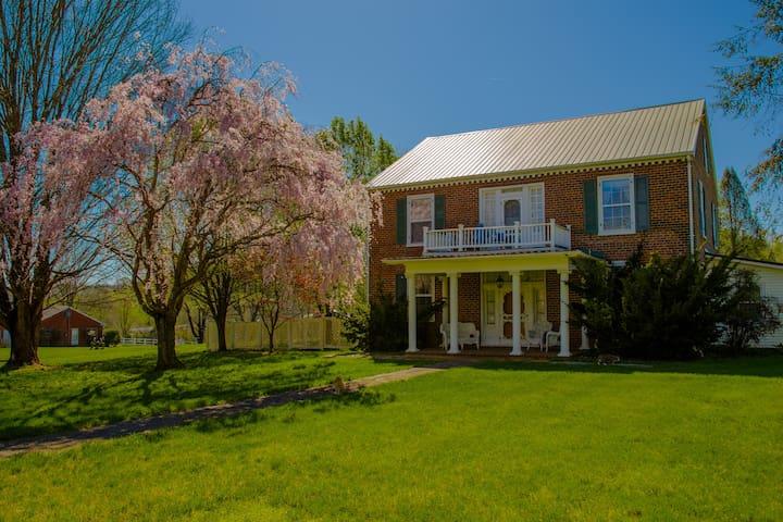 Shiloh Springs Plantation - bedroom 4 - Chuckey