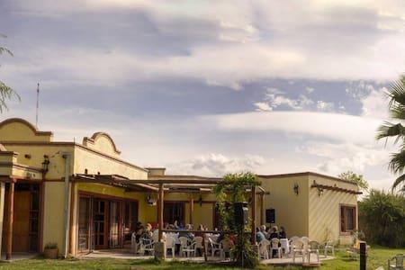 Casa Amarilla para disfrutar - Maipú - Haus
