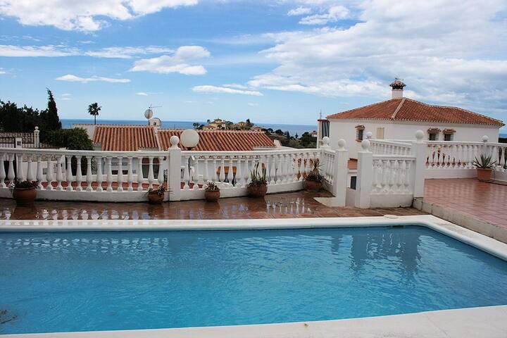 Luksuriøs Villa - Vélez-Málaga - Villa
