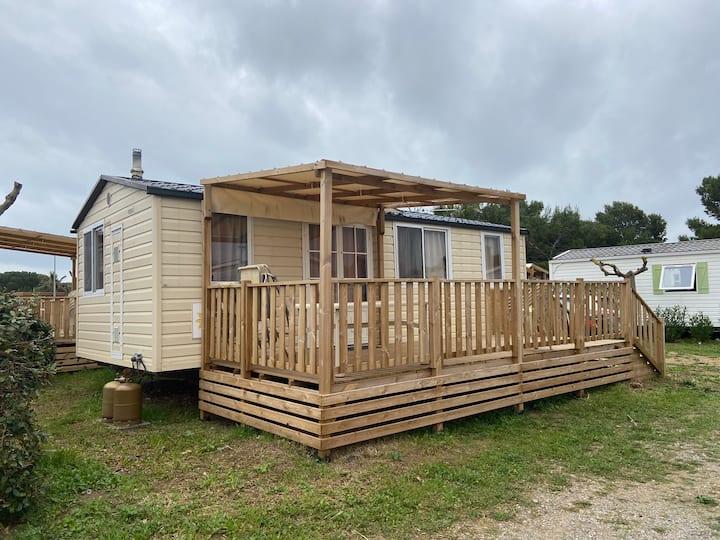 Mobil-Home Port-la-Nouvelle, camping ***