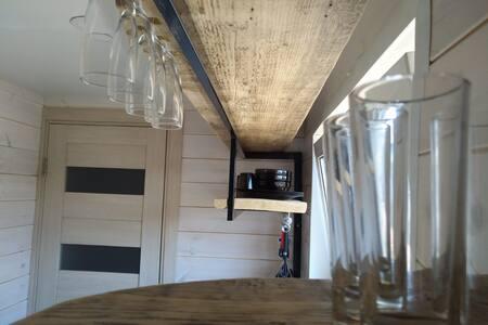 квартира у бани - 1 этаж