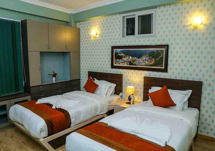 Himalayan Oasis Apartment