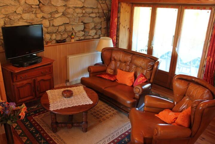 Gîte de Paneton (Auvergne) - Ambert