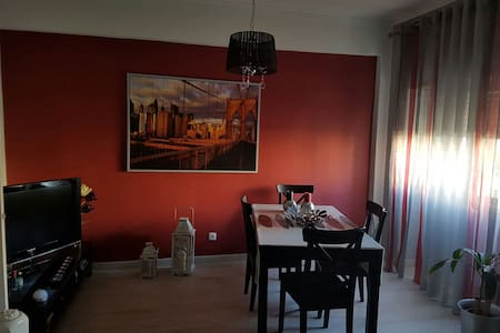 Good apartment with a good location - Almada