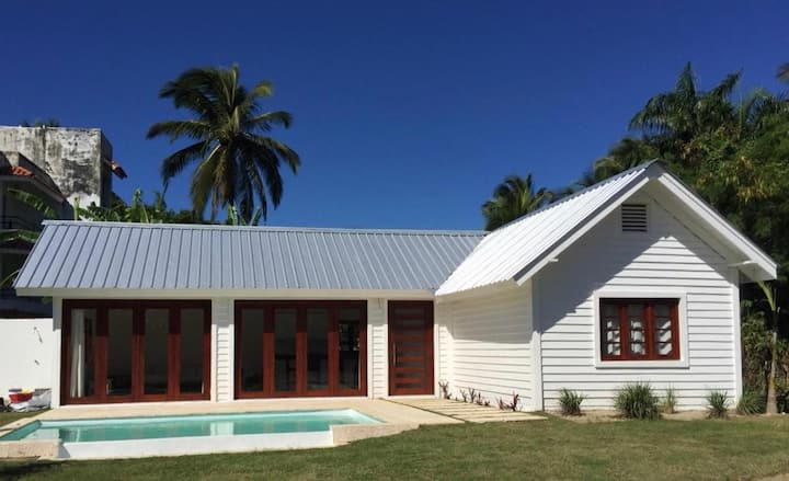 Cabarete Luxury House with Pool and A/C (Premium)