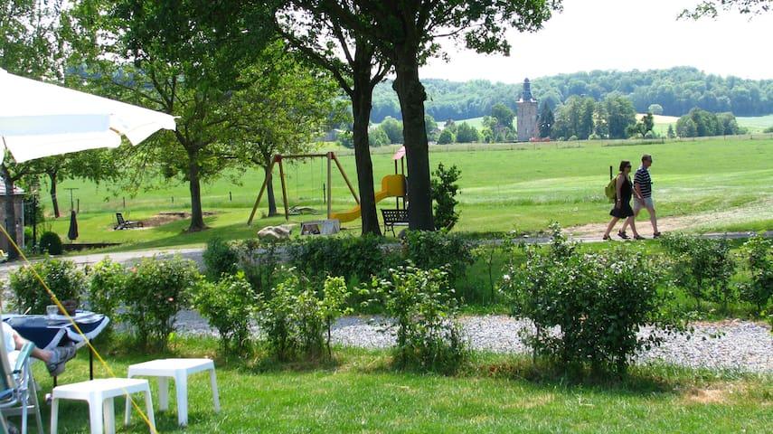Klein Kullen, vakantie op de boerderij in Epen