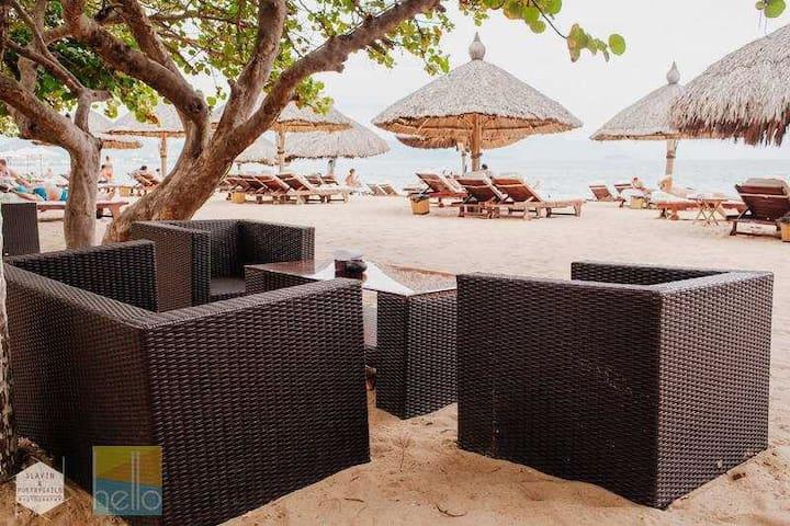 Nha trang beach motel - Thành phố Nha Trang - Apartamento