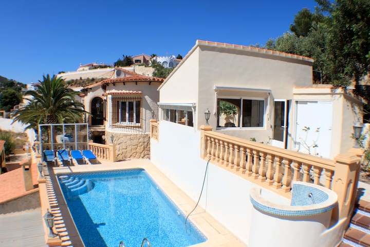 Tosal Julia Spanish style villa - Calp - Villa