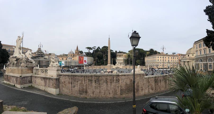 Maison del Corso - tiny flat in the hearth of Rome