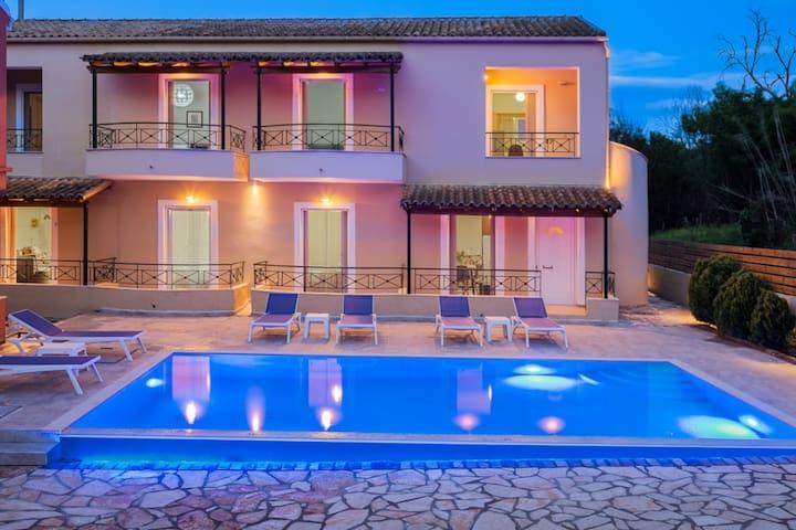 Michaels Apartment in Kampos-Alepou