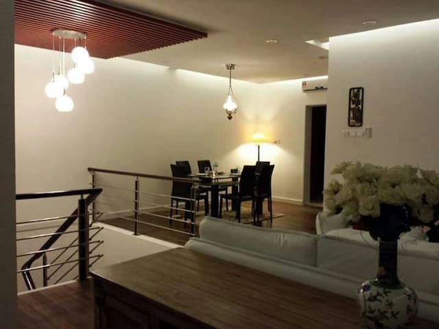 Charming Apartment Home - Kuala Belait - Appartement