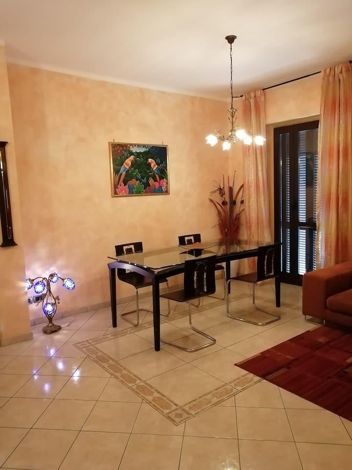 La Casa di Laura, appartamento 120 mq