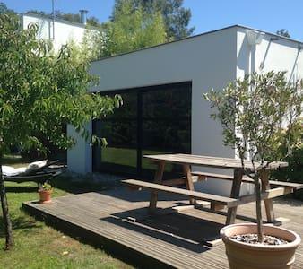 Appart T2 Avec Jardin et Terrasse - Seignosse - Appartement