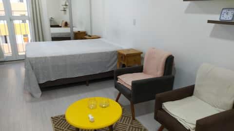 Apartamento Living Smart - Super Aconchegante