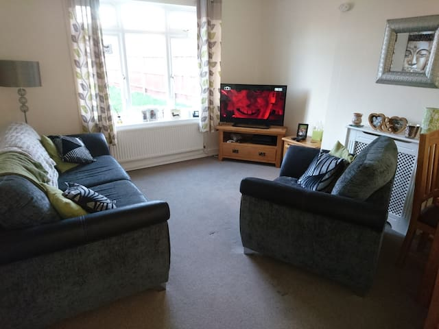 Short stay room available