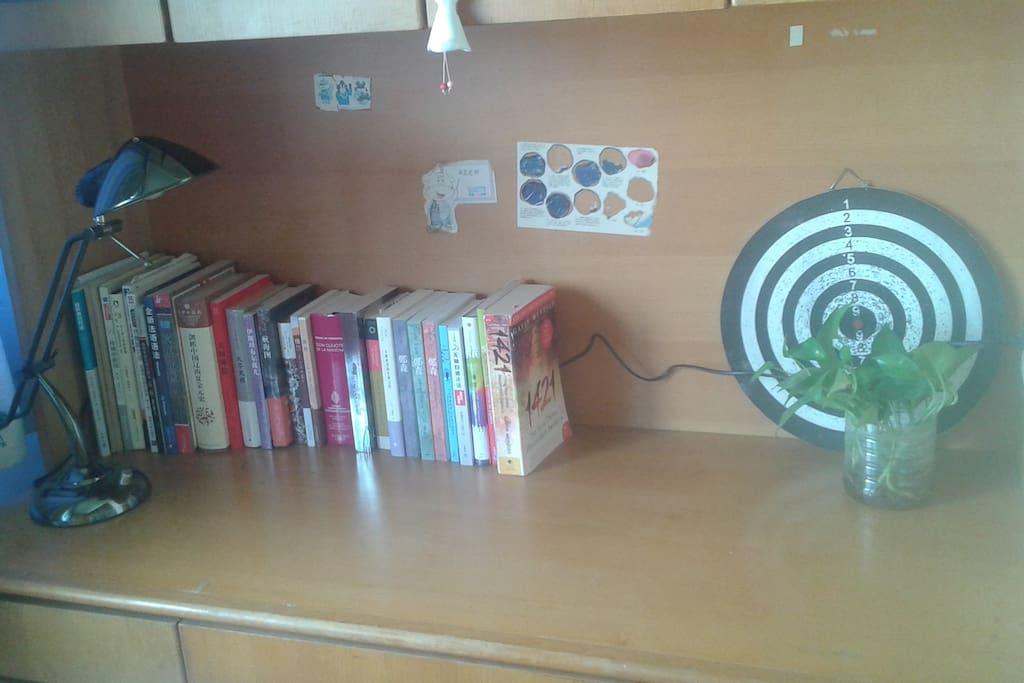 The Reading Desk