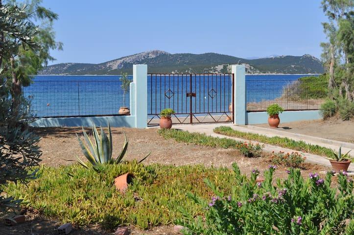 Mediterranean Sapphire Beach Villa - Nea Stira - Huis