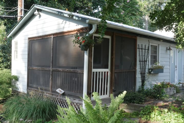 Quiet studio apartment - Greensboro - Byt