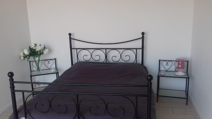 Chambre avec vue magnifique, proche centre ville - Dourgne - House