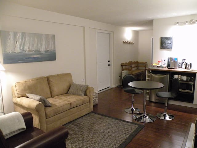 Oakhill Suite - private entrance + parking - Abbotsford - Pis