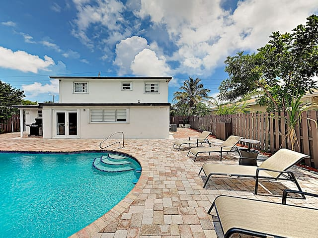 New Listing! Sunny Retreat w/ Private Pool, Grill