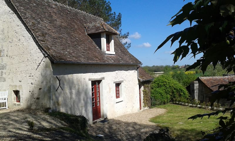 SERRE - Le Grand-Pressigny - House