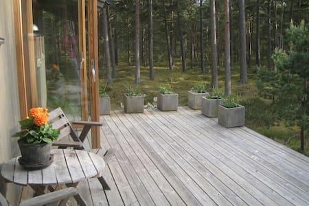 Stuga i Äspet Åhus nära havet - Åhus - Cabin
