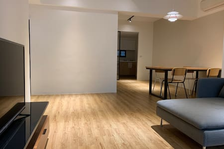 南勢角站獨立衛浴舒適窩Near Metro minimalistic suite(無法當居家檢疫處)