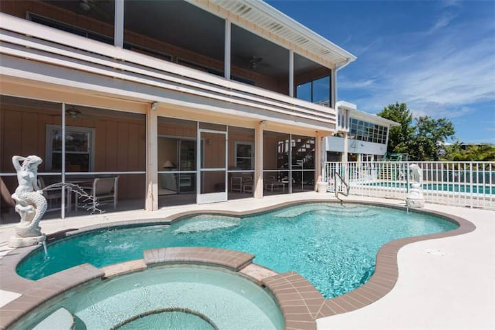 Primo Pool Lower - Fort Myers Beach - Casa