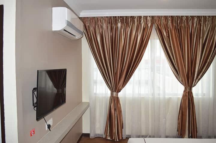 Angsoka Hotel Teluk Intan Deluxe Twin 109