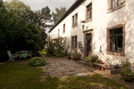 Arche im Grünen - Burg-Reuland