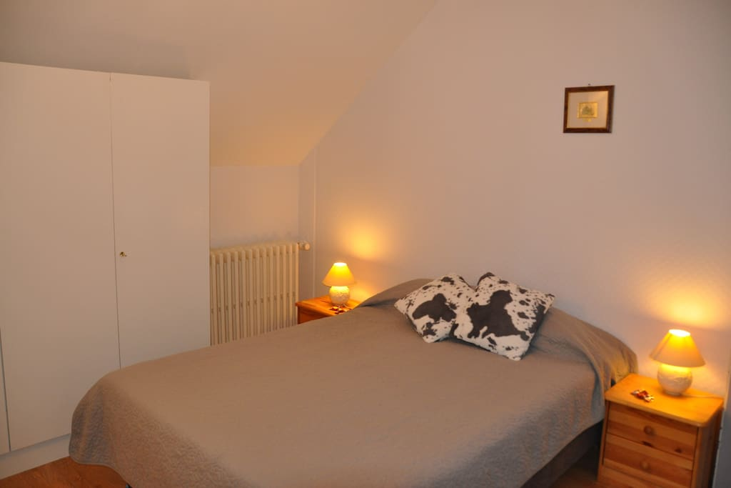 Chambre Appartement n°7