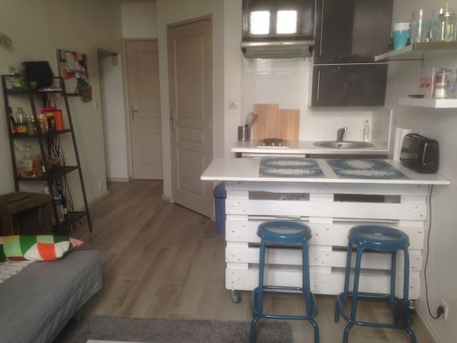 Bel appartement dans le centre de La Rochelle - La Rochelle - Apartment