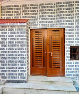 Independent Apartment near Corbett National Park.