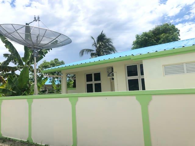Iramaage, Villingili, Huvadhoo Atoll