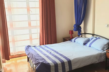 Ensuite double room1 w/ pool & gym in Kileleshwa