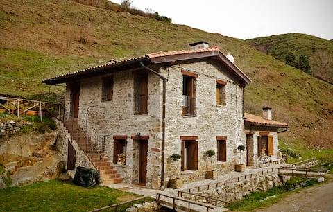 Apartamento Las Aldeas en Zaldierna - Ezcaray